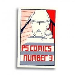 "P.S. Comics #3 by Melanie ""Minty"" Lewis"