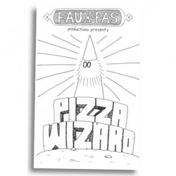 Pizza Wizard #1 by Samuel C. Gaskin