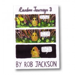 Random Journeys #3 by Rob Jackson