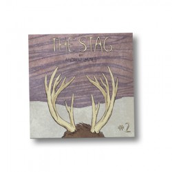 The Stag #2 by Andrew James
