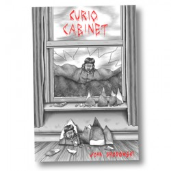 Curio Cabinet #5 by John Brodowski
