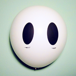 Ghost Balloon Photo