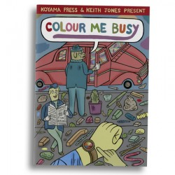 Colour Me Busy by Keith Jones