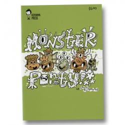 "Monster Party by Chris ""Elio"" Eliopoulos"