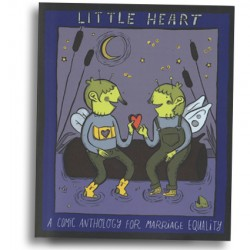 Little Heart Comic Anthology for Marriage Equality