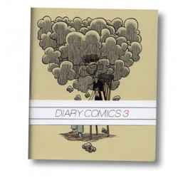 Diary Comics #3 by Dustin Harbin