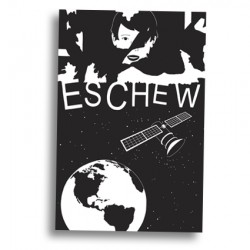 Eschew #3 by Robert Sergel