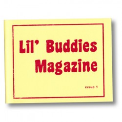 Lil' Buddies Magazine #1 by Edie Fake