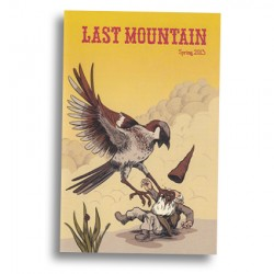 Last Mountain #1 by Dakota McFadzean