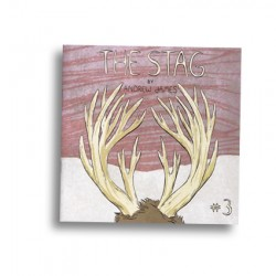 Stag #3 by Andrew James