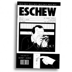 Eschew #4 by Robert Sergel