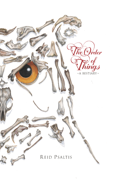 The Order of Things - Exterior Cover.indd