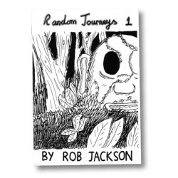 Random Journeys 1 by Rob Jackson
