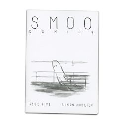 Smoo Comics #5 by Simon Moreton