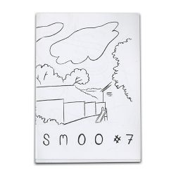 Smoo Comics #7 by Simon Moreton